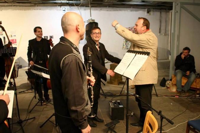 Musica Reservata Nástupište 1-12, máj 2014